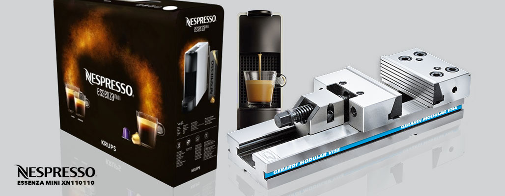 Art. 1 precíziós satu Krups kávéfőzővel