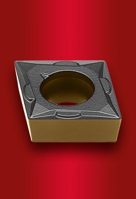 Pozitív esztergalapkák acélok simításához