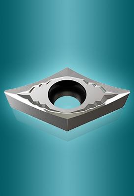 Pozitív D-s esztergalapkák alumíniumhoz